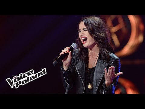 "Ania Waraszko - ""Lost On You"" - Przesłuchania w Ciemno - The Voice of Poland 8"