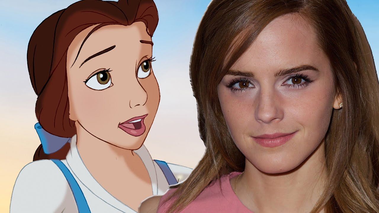 emma watson to star in live action beauty and the beast youtube. Black Bedroom Furniture Sets. Home Design Ideas