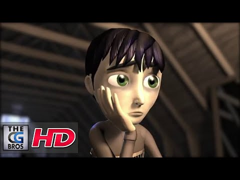 "CGI 3D Animated Short HD: ""Flight of the Soul"" - by Caitlin Inzinna"