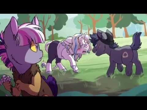 next gen pony (nightcore Outside) by Lopoddity