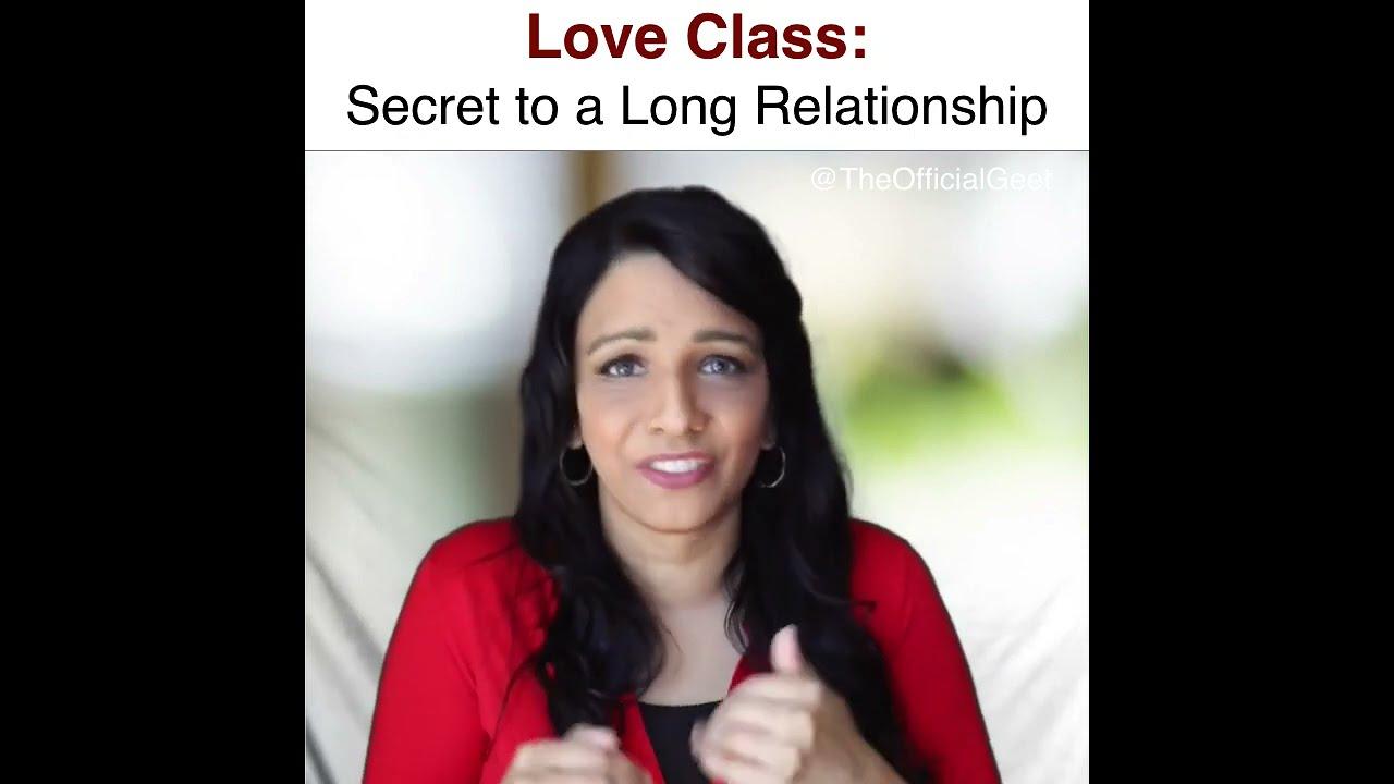 Lambe Rishte ka Raaz Love Class | Best Relationship Status | The Official Geet | #shorts