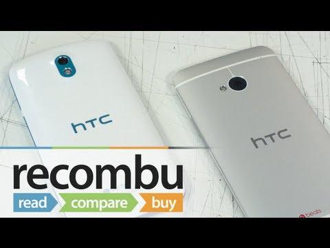 HTC Desire 500 vs HTC One