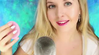... the mic. 🎤     Fast assorted ASMR triggers