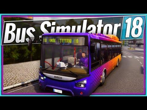 Bus Simulator 18 | COUNTRYSIDE (#6)