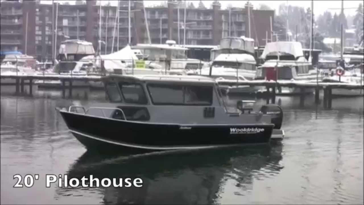 Wooldridge 20' Pilothouse | Walk-Thru