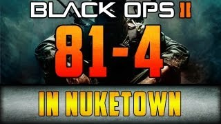 Black Ops 2 81 Kills: Plans For The Future Of Youtube  (gameplay/commentary)