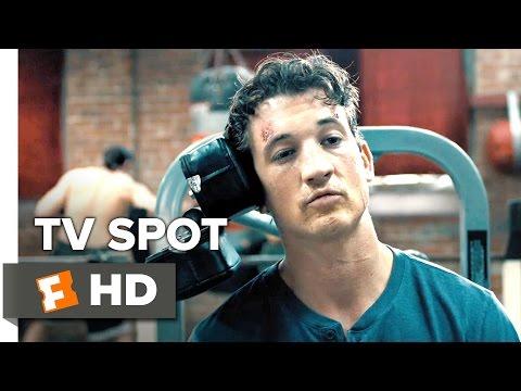 Bleed for This TV SPOT - Martin Scorsese (2016) - Miles Teller Movie