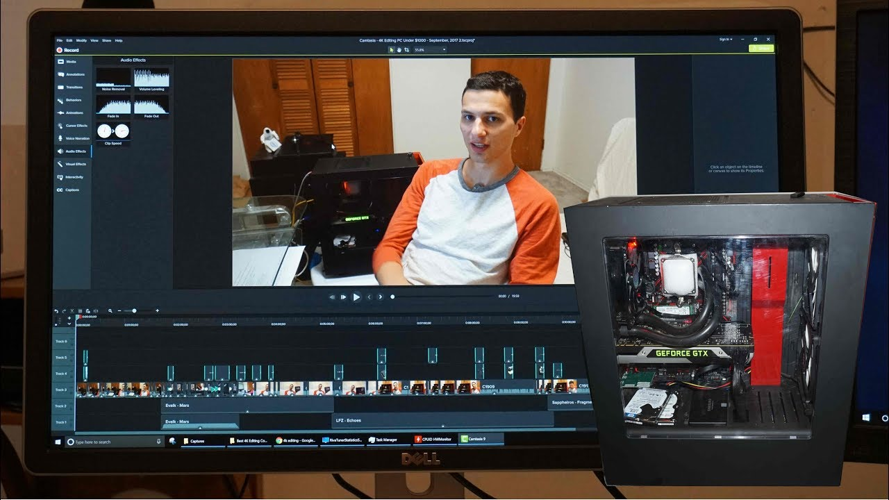 best budget monitor for video editing 2017