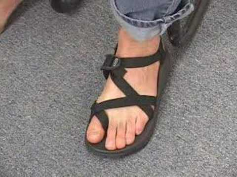 Men Wearing T Strap Shoes