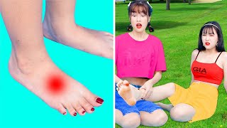TRY NOT TO LAUGH | 23 FUNNY MOMENTS CLUMSY SITUATIONS WE ALL FACE | Comedy Videos Funny Videos 2020