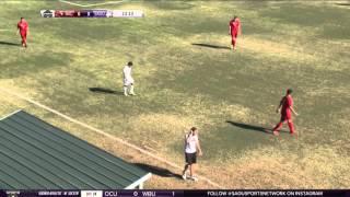 Bacone vs SAGU (First Half) » Men's Soccer 2015