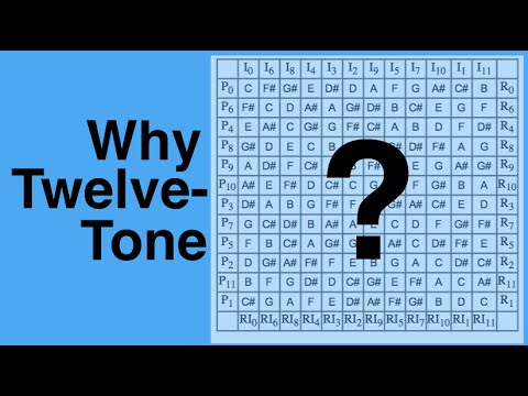Why TwelveTone?
