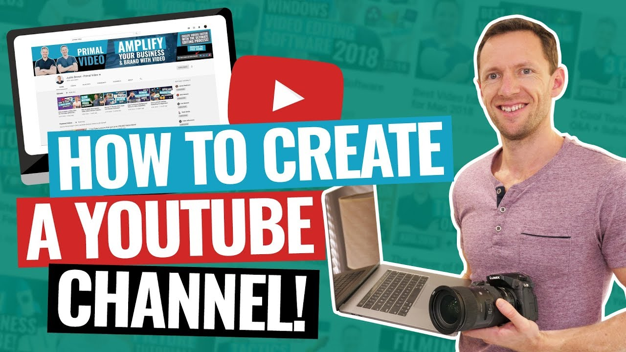 How To Create A Youtube Channel 2020 Beginner S Guide Youtube