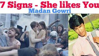 7 Signs She Likes You | Tamil | Madan Gowri | MG