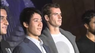 錦織圭 in 楽天ジャパンオープン2012 優勝への全記録