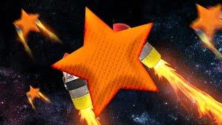 SHOOTING STAR GOLF!!