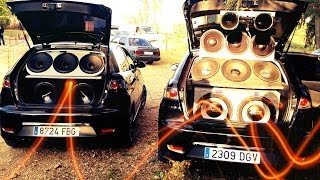 Electro Sound Car 2014 Parte 3 - ( Dj Tito Pizarro_Mix ) (HD)
