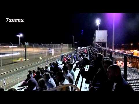 Pure Stocks Heat 1 Canyon Speedway Park 10-23-2015