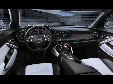 2016 Chevrolet Camaro Interior Exterior And Test Drive Youtube