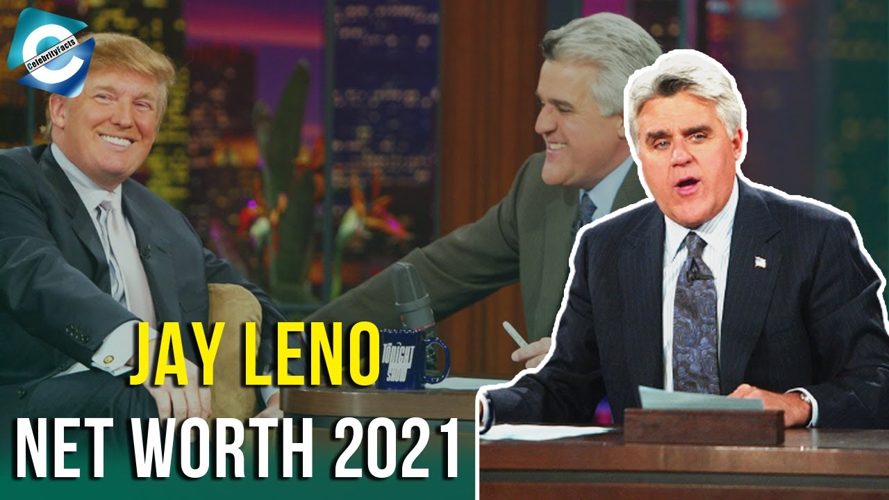 Download What's Jay Leno's net worth?