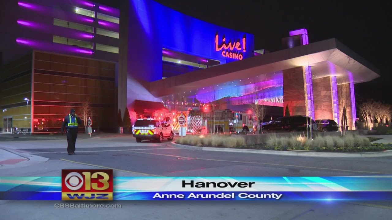 Police Arrest Suspect At Maryland Live Casino Following Carjacking In DC    YouTube Part 70