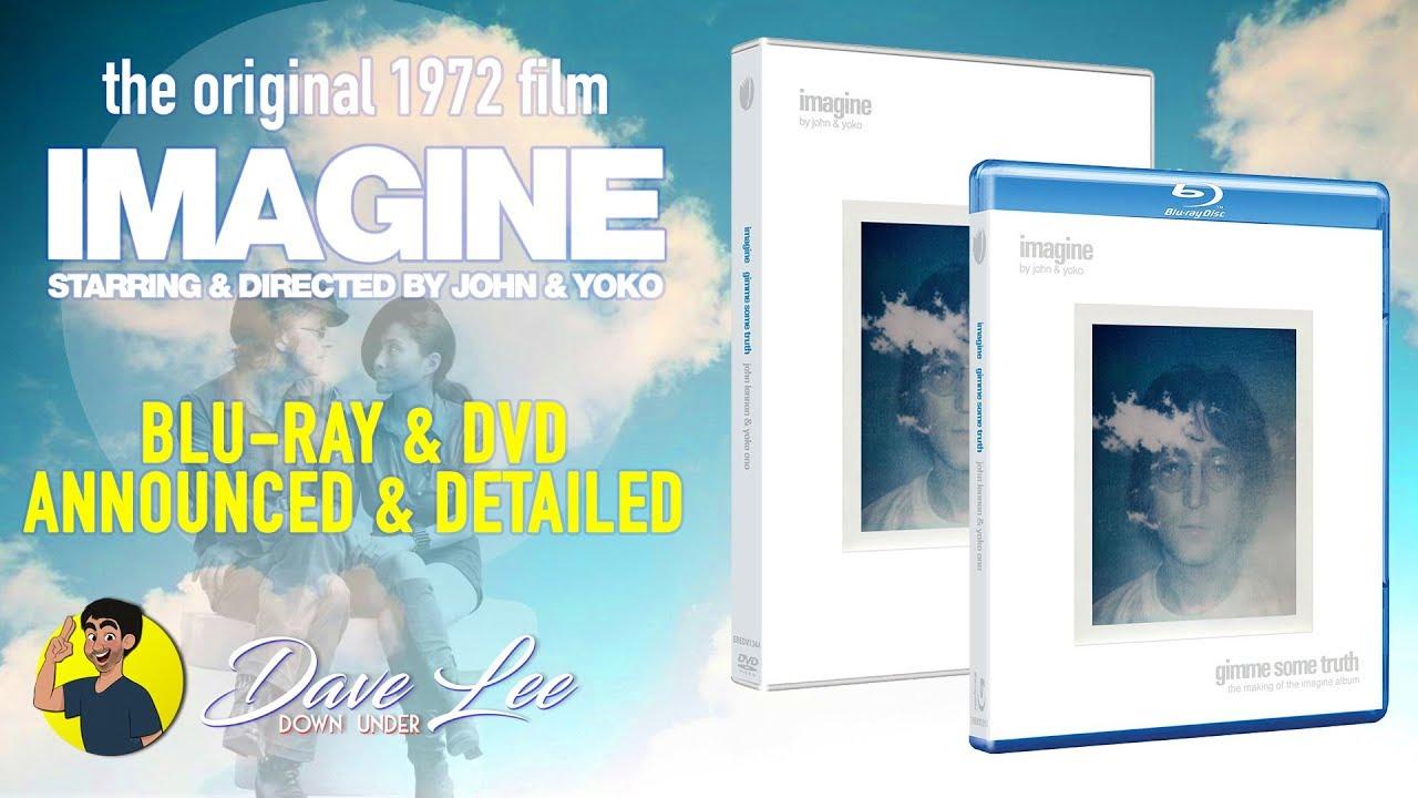 John Lennon Imagine The Film Gimme Some Truth Blu Ray Dvd Announced Detailed Youtube