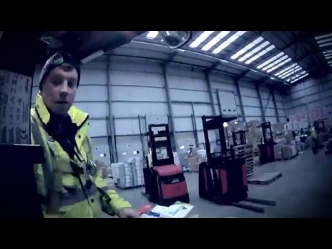 Birch Coppice: A Look At The Bunzl Catering Supplies National Distribution Centre