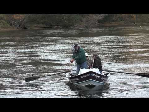 Drift Boat Fishing