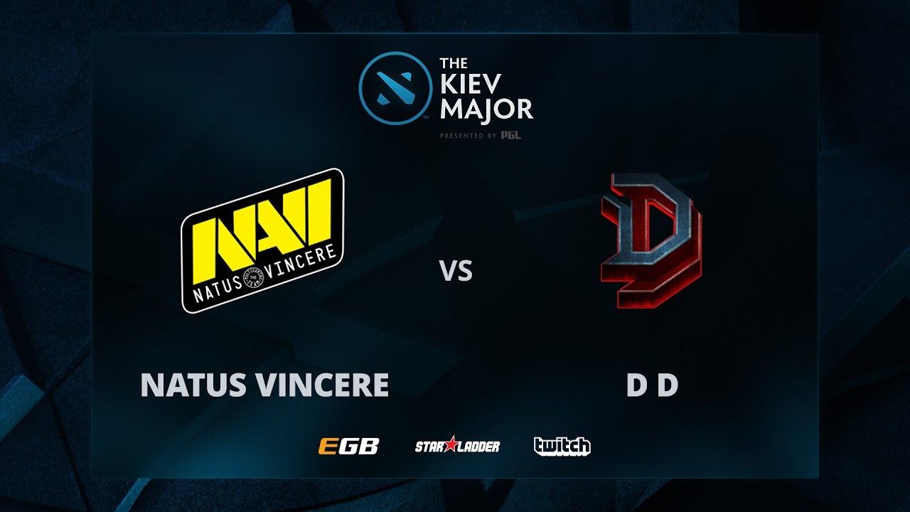 Na'Vi vs DD, The Kiev Major CIS Main Qualifiers