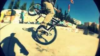 Bmx slow motion - explosive $hit mallorca - ride or die