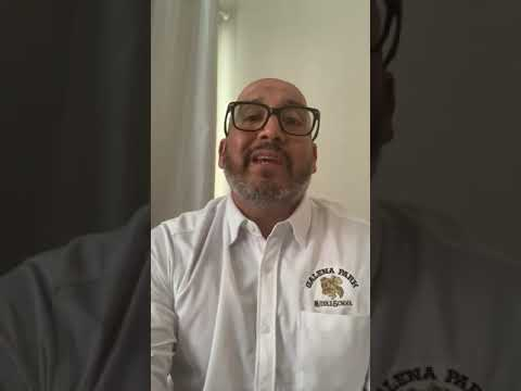 A Message from Mr. Ramirez to the GPMS Community