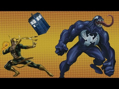 Doctor Who, Venom Movie, & Iron Fist First Impressions!