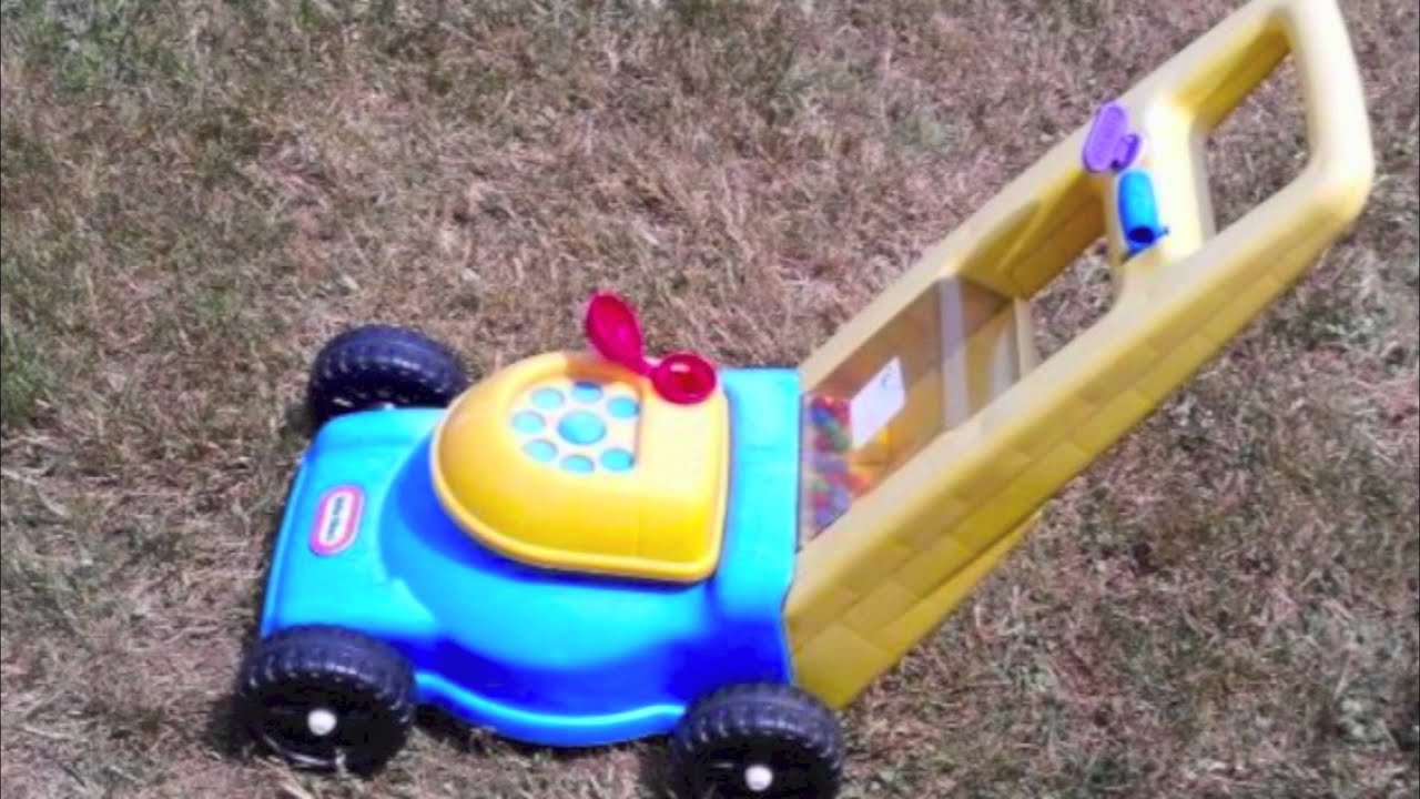 Push Toys For Toddlers : Kids toy lawn mower sets from john deere riding mowers to push