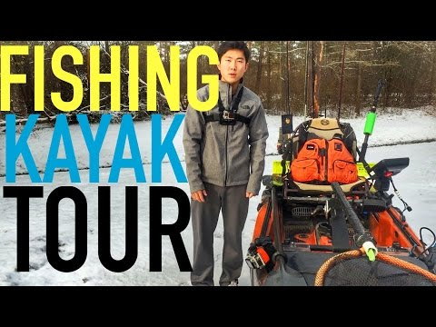 Ultimate Fishing Kayak (Nativewatercraft Slayer Propel 13)