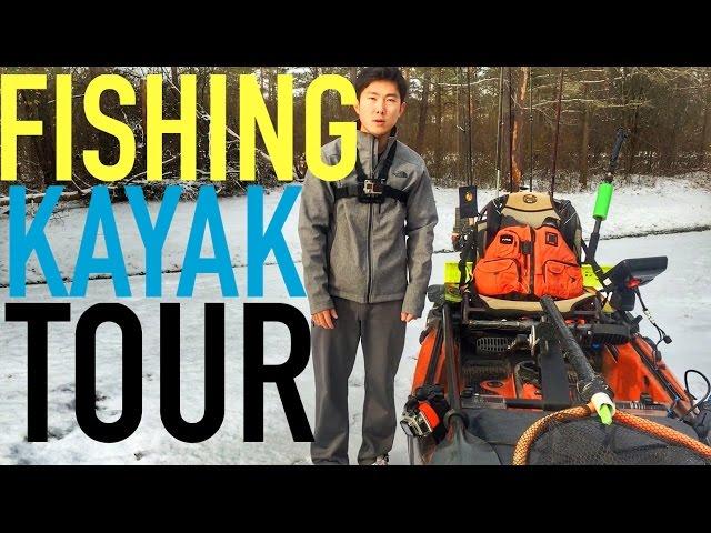 Ultimate Fishing Kayak (Nativewatercraft Slayer Propel 13)