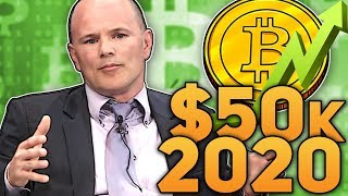 This is Why Bitcoin Will Hit $50 000 in 2020 Billionaire Mike Novogratz