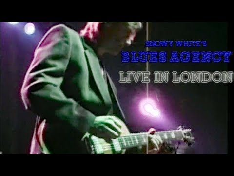 Snowy White's Blues Agency - Live in London 1991 (Official Concert)
