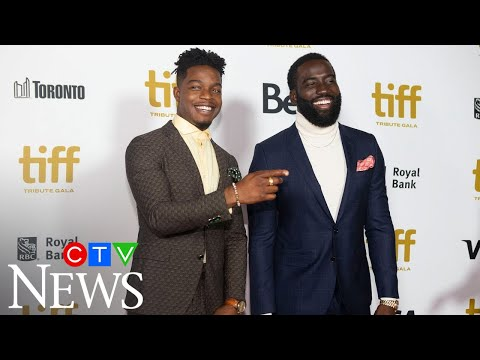 The Black Academy aims to showcase Black talent in Canada   Shamier Anderson and Stephan James