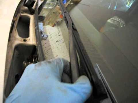 How to re align windshield wiper arms that rest too high Silverado Sierra, Chevrolet Truck