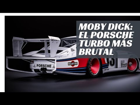 Moby Dick: el Porsche Turbo más brutal