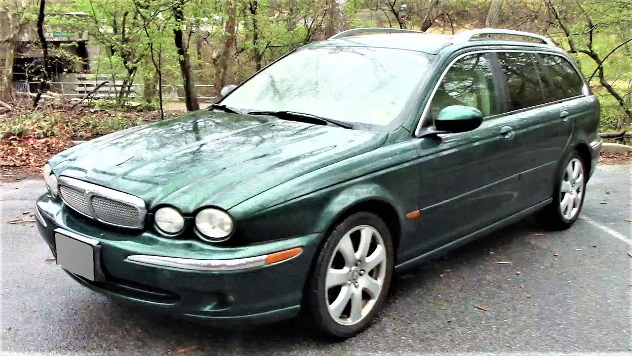 jaguar x type estate road test review by drivin 39 ivan. Black Bedroom Furniture Sets. Home Design Ideas