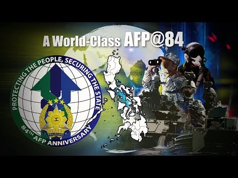 Armed Forces Of The Philippines @84th