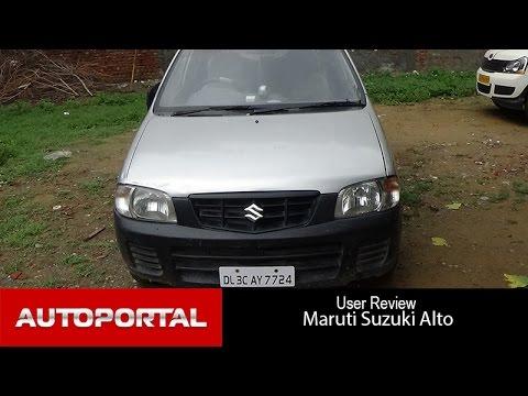 Maruti Suzuki Alto User Review - 'perfect hatchback' - Auto Portal