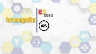 [E3 2018] Konferencja EA z qbarem