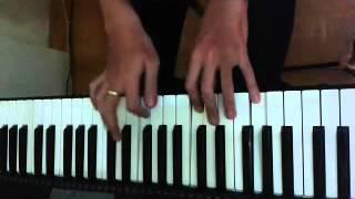 "Tulus ""teman hidup"" piano improvisasi tutor easy"