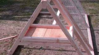 How To Build A Chicken Tractor For Backyard Chickens