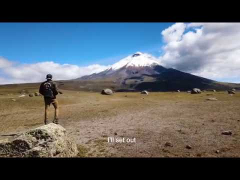 New campaign video from Ecuador – Yesterday