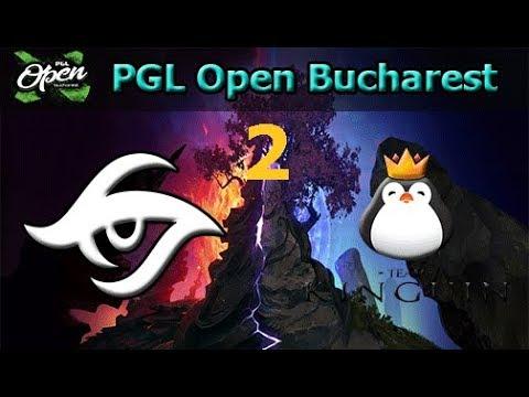 Secret vs Kinguin Game 2 | Group Stage | EU Qualifier | PGL Open Bucharest
