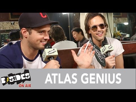 "B-Sides On-Air: Interview - Atlas Genius Talk ""63 Days"", Baseball"