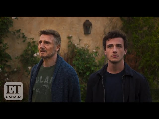 Liam Neeson, Michael Richardson On Dealing With Grief, Co-Starring In 'Made In Italy'